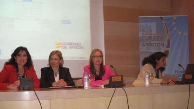 Jornada 'Contribución De La Financiación Europea Al Crecimiento Sostenible De Ar