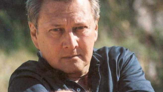 El actor Carlos Larrañaga, en una foto de archivo.