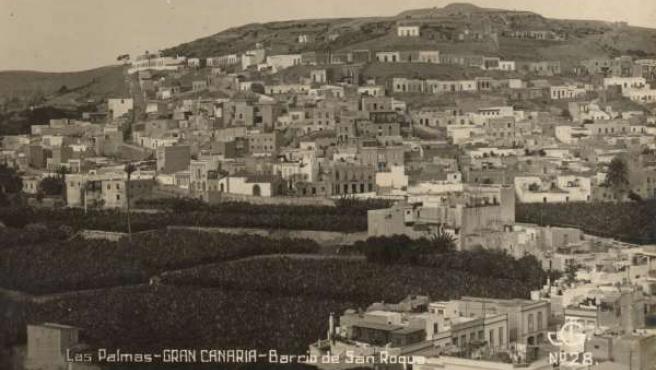 Imagen Antigua De Gran Canaria