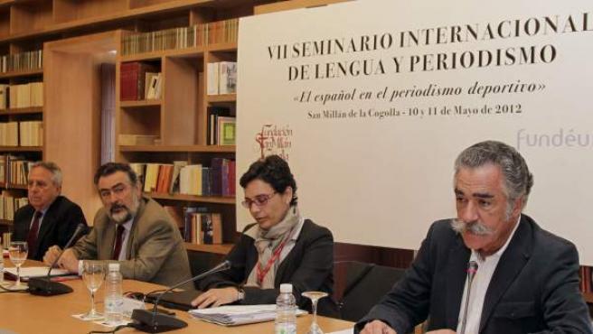 VII Seminario Internacional de Lengua y Periodismo.