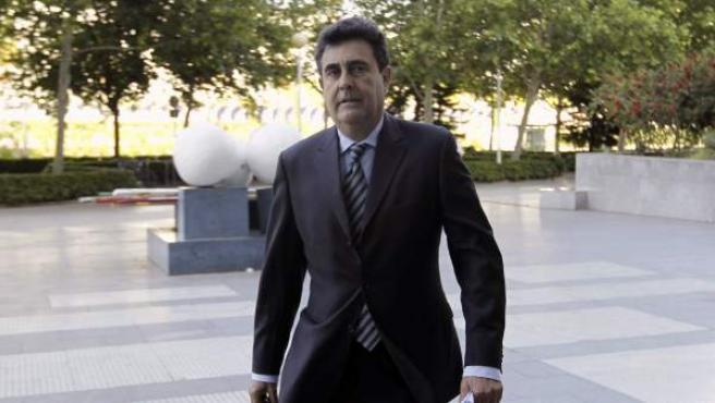 El secretario autonómico de Turismo de la Generalitat Valenciana , Luis Lobon.
