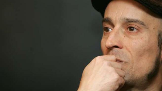 El cantante y guitarrista Fito Cabrales