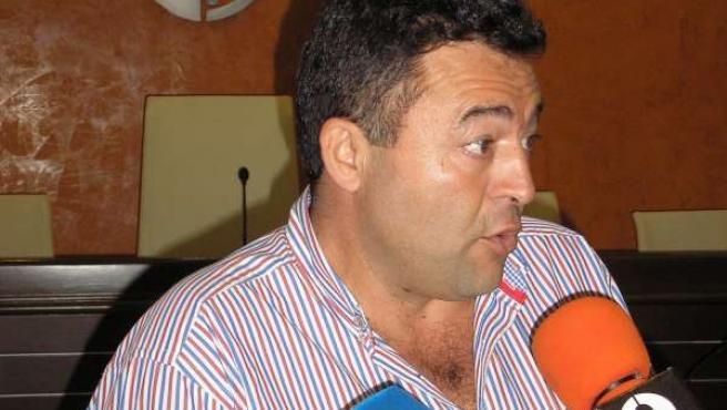 El Portavoz Del PP En Almonte, José Joaquín De La Torre.