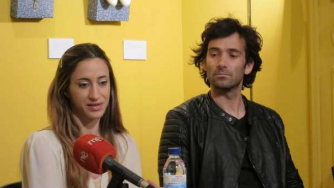 Cláudia Martins Y Rafael Carriço, Coreógrafos De 'Drácula', En El Teatro Gayarre