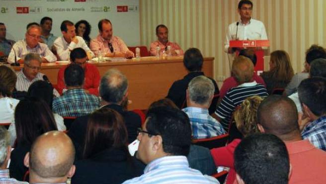 Nota Y Foto PSOE Comité Provincial