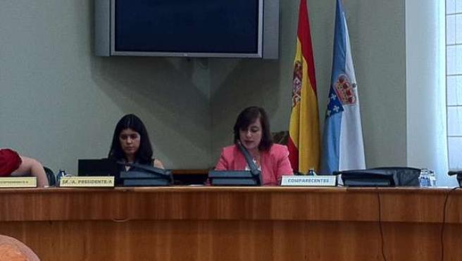 Foto Comision Igualdade