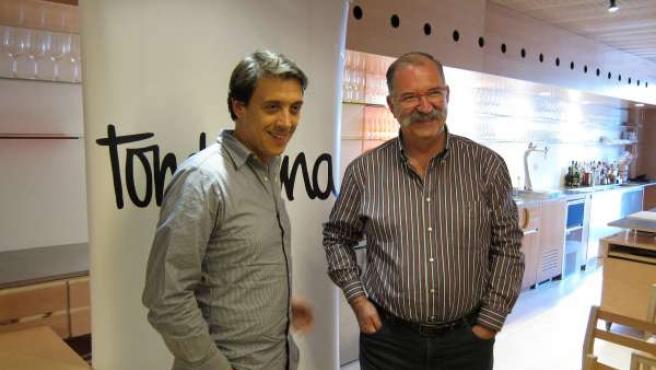 Pedro Subijana Y Francis Paniego, Cocineros