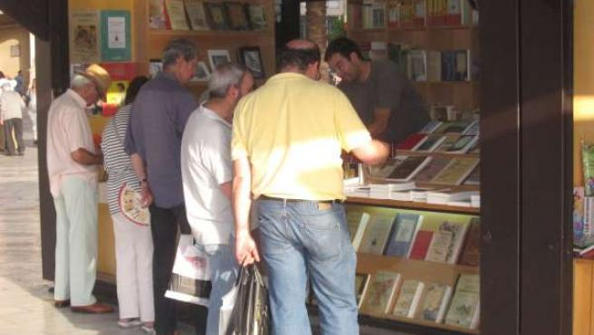 Feria Del Libro De Sevilla 2012