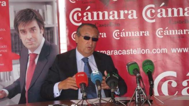 El Presidente De Aerocas, Carlos Fabra