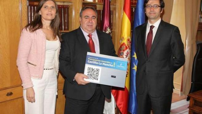 Romaní Presenta Los Presupuestos