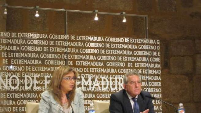 Cristina Teniente Y Antonio Fernández