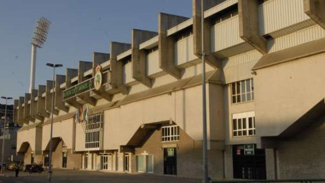 Estadio del Real Racing Club de Santander