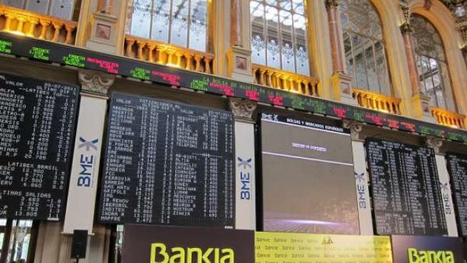 Bankia Debuta En Bolsa