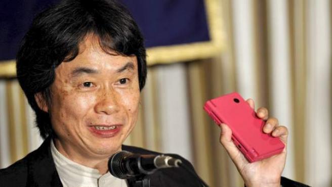 El japonés Shigeru Miyamoto, creador de Super Mario, ha ganado el Premio Príncipe de Asturias de Comunicación y Humanidades 2012.