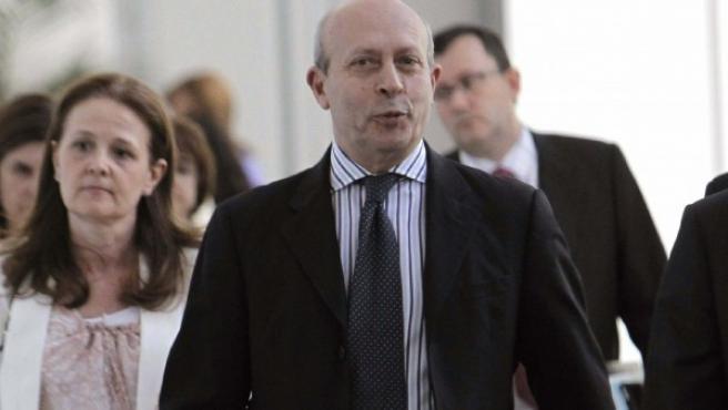 El ministro de Educación, José Ignacio Wer.