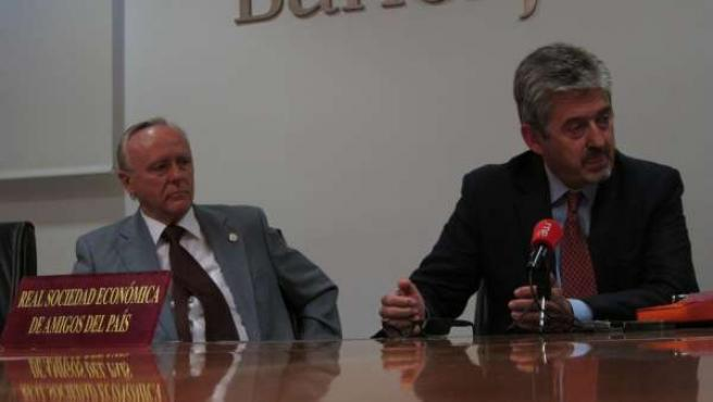 El Secretario General Del BEI, Alfonso Querejeta