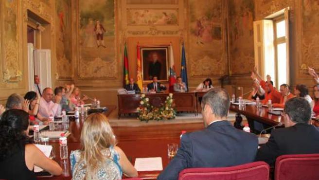 Pleno Ayuntamiento Torrelavega