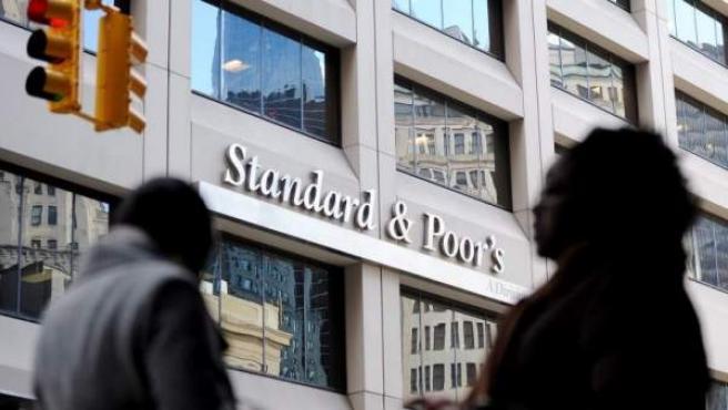 La sede central de Standard & Poor's en Nueva York (EE UU).