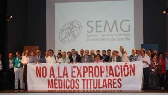 Protesta SEMG