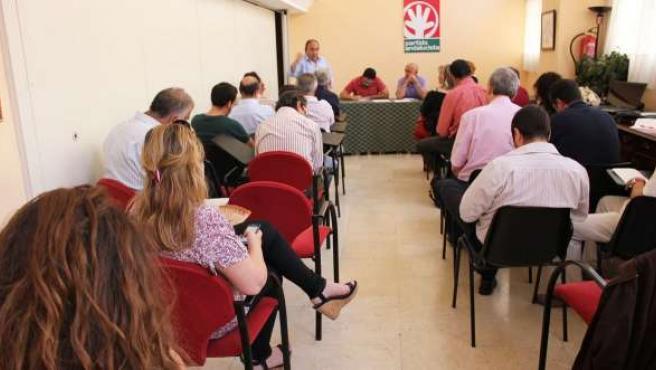 El Congreso Nacional Del PA Se Amplía Para Abrirse A La Sociedad Andaluza