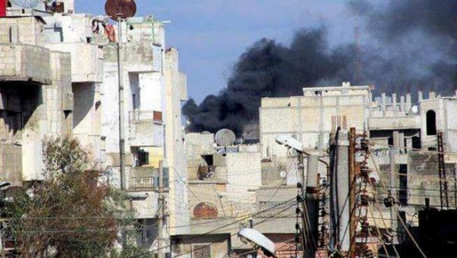 El ataque del régimen sirio sobre Al Haula ha causado 90 muertos de momento.
