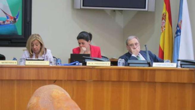 Comisión parlamentaria de la Crtvg