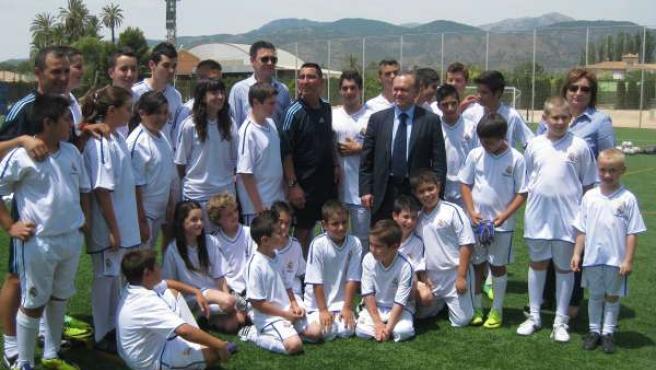 Escuelas Real Madrid-Elpozo