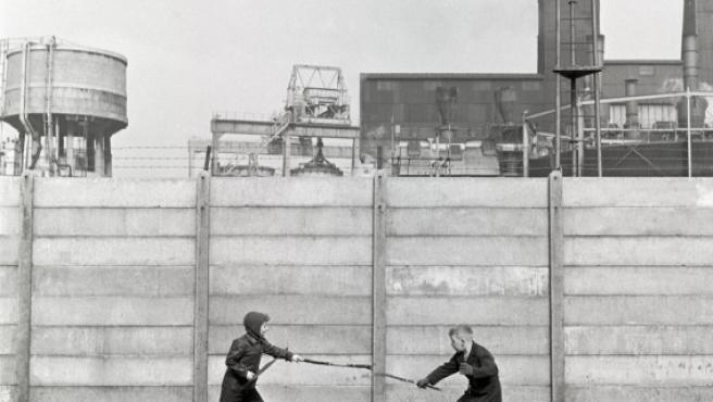 Una de las fotos del archivo de Frederick Wilfred