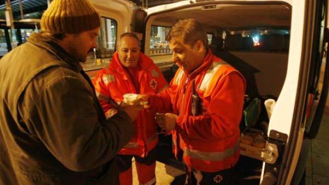 Unidad Móvil De Emergencia Social De Cruz Roja
