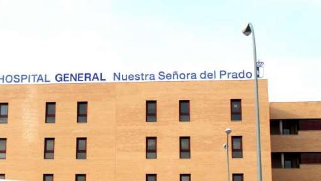 HOSPITAL GENERAL NUESTRA SEÑORA DEL PRADO , TALAVERA