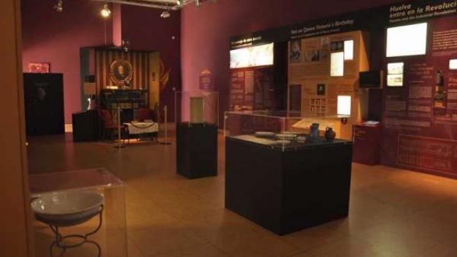 Sala De Exposiciones En El Centro Puerta Del Atlántico.