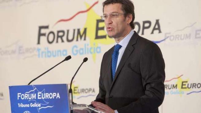 SANTIAGO 09,00 h.- O titular da Xunta, Alberto Núñez Feijóo, presentará ao p