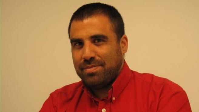 El periodista y escritor Daniel Montero.