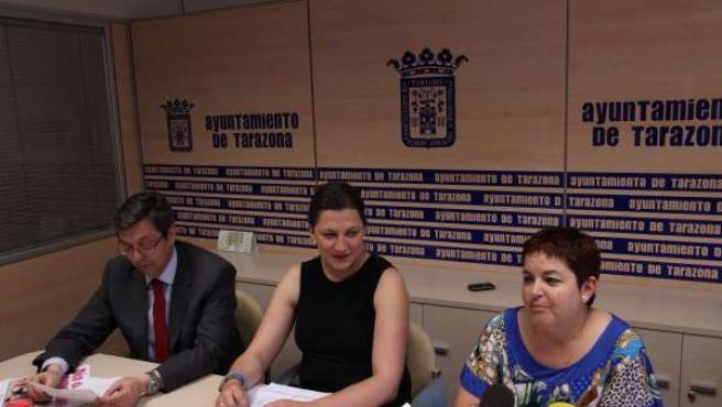 Presentación Del Día Del Comercio De Tarazona