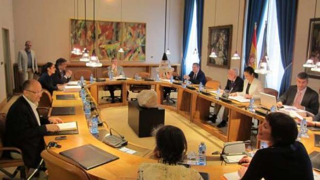 Foto Xunta De Portavoces