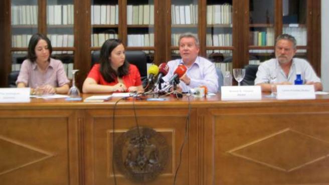 Rueda De Prensa-Balance Del Paro Académico En La US Y En La UPO