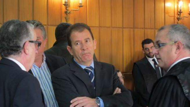 El Ex Diputado Y Ex Alcalde Juan Morales, Principal Imputado En El Caso Tótem