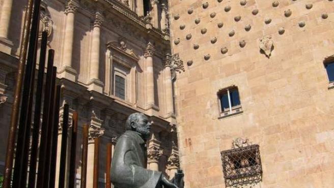 Calle Rúa Antigua De La Ciudad De Salamanca