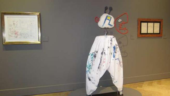 Exposición De Miró En El Palacio De Sástago En Zaragoza
