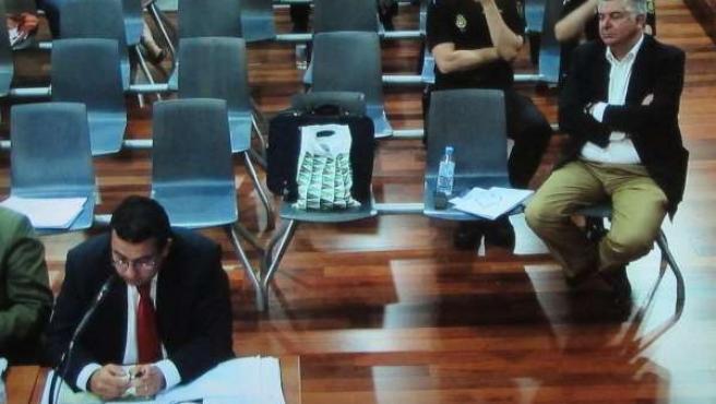 Un perito propuesto por el principal acusado, Juan Antonio Roca