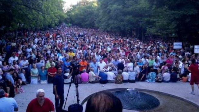 Manifestación Puertollano