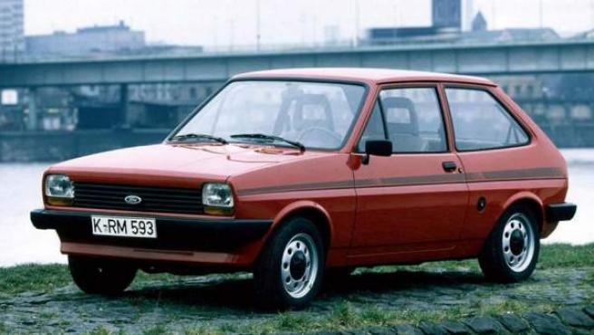 El Ford Fiesta nació en 1976.