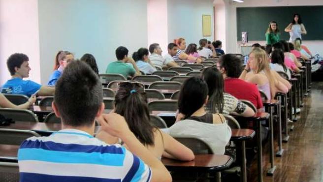 Selectividad, Paeg, Estudiantes, Exámenes, Universidad
