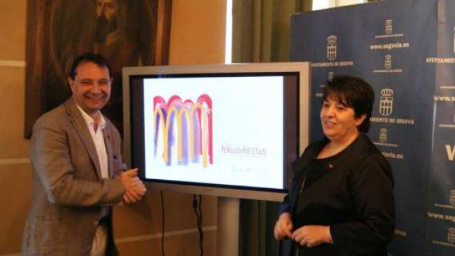 Arahuetes Y Luquero Presentan El Programa Festivo