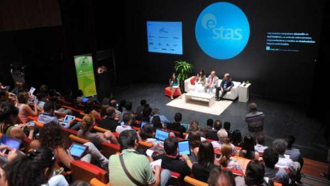 VII 'eSTAS', congreso organizado por la Fundación Cibervoluntarios