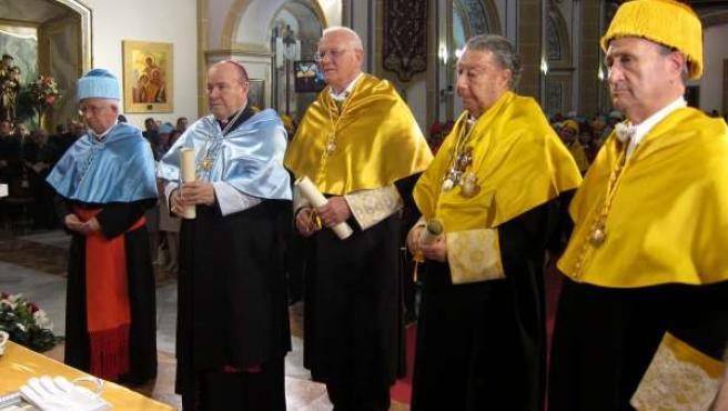 Cañizares, Ureña, Peterson, Jiménez Y Guillén
