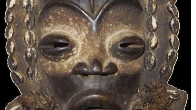 Exposición De Máscaras Africanas, Organizada Por La Fundación Canfranc