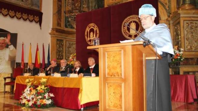 UCAM Celebra La Festividad De Su Patrón, San Antonio De Padua
