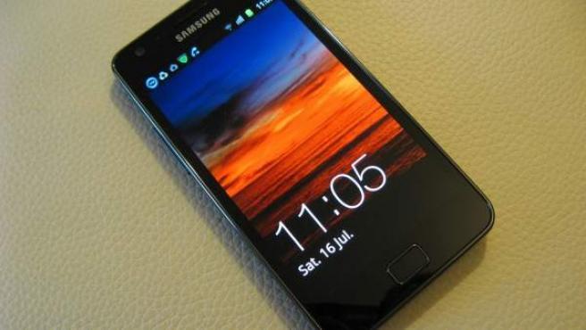 Samsung Galaxy SII, uno de los móviles Android más populares.