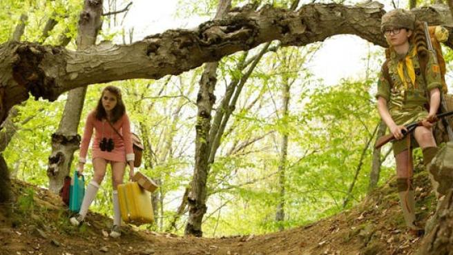Vídeo-crítica: 'Moonrise Kingdom'